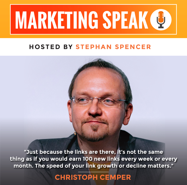 Christoph C. Cemper in Marketing Speak